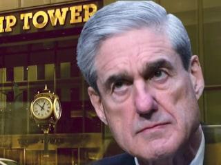 Mueller subpoenas Trump organization for Russia records