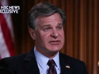 FBI Director: No White House pressure on Russia investigation