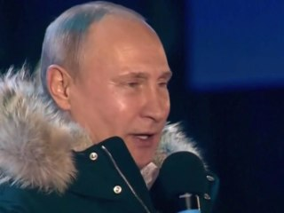 Vladimir Putin wins re-election for fourth term