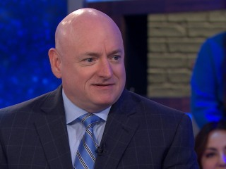 Astronaut Scott Kelly on spending a year in space: 'It's hard to sleep'