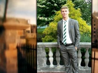 Mark Dombroksi, missing American student, found dead in Bermuda