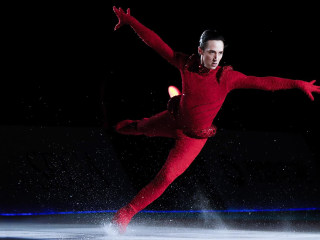 Johnny Weir: How I became my authentic self