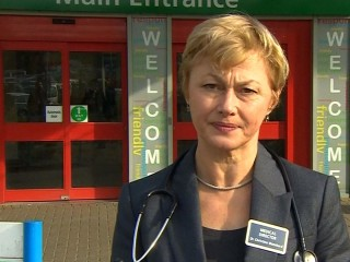 Sergei Skripal 'improving rapidly' says hospital medical director