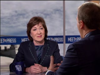 Collins on Comey: 'Don't write a book in the middle of an investigation'