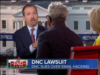 Panel: Is DNC-Trump lawsuit a political stunt?