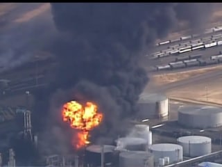 Several injured after explosion at Wisconsin oil refinery