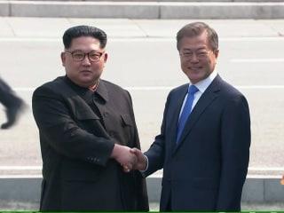 Kim Jong Un to become first North Korean leader to enter South Korea