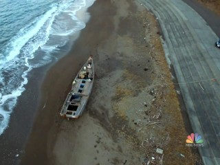 North Korean 'ghost ships' wash up on Japan's coast