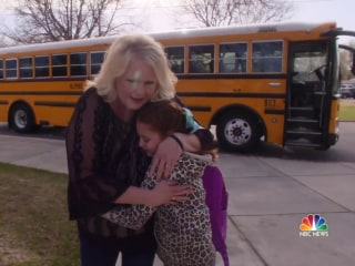 Utah bus driver braids hair of 11-year-old girl who lost mother to illness