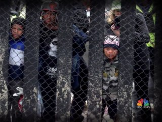 Migrant caravan seeking asylum faces uncertain future