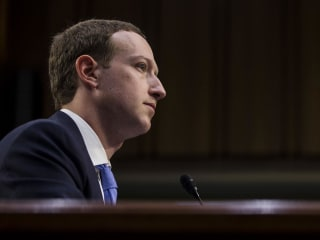'I'm sorry': Zuckerberg delivers opening statement at Senate hearing