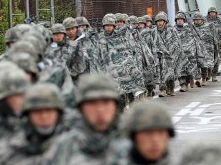 Annual U.S. - South Korean military drills get underway