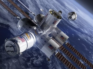 First ever space hotel set to launch in 2021