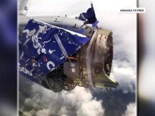 Southwest engine explosion: Hero passengers speak out