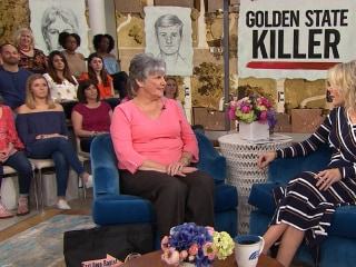 Rape victim of Golden State Killer: 'I'd like to punch him in the face'
