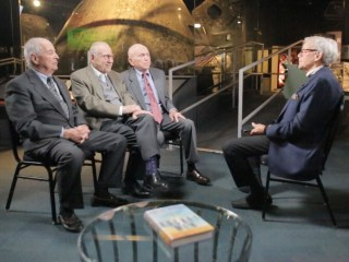 'Rocket Men': 3 astronauts who flew to the moon in 1968 reunite