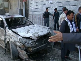 Suicide bomber in Afghanistan kills at least 31