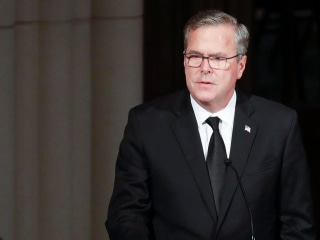 Jeb Bush: Barbara Bush was 'the best role model in the world'