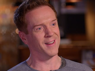 'Billions' star Damian Lewis shares why he was shaking before meeting Steven Spielberg