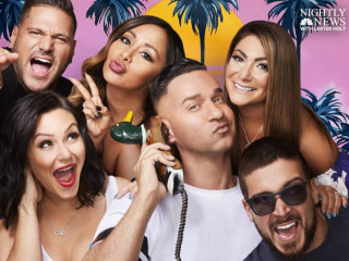 'Jersey Shore' cast back in revival of MTV show