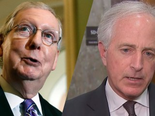 Sens. McConnell, Corker react to Iran nuclear deal withdrawal