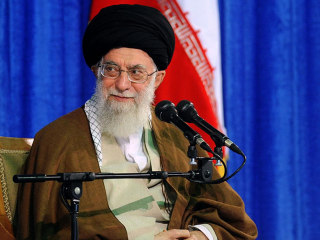 Khamenei: Trump will 'will turn into ashes and food for worms'