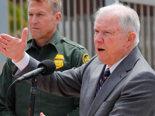Sessions: 'If you are smuggling a child, we will prosecute you'