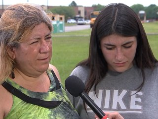 Mother updates on shooting survivor in serious condition