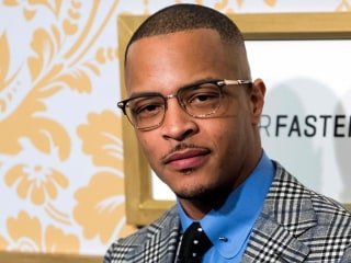 Rapper T.I. arrested outside his gated community