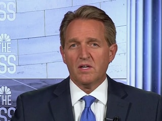 Full Flake Interview: 'Behind the scenes there is a lot of alarm' among Republicans in Congress