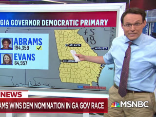 Steve Kornacki: What we learned from Tuesday's primaries