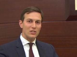 Kushner granted permanent security clearance, despite set backs