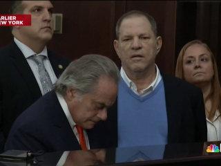 Attorney Gloria Allred on next steps in Harvey Weinstein case