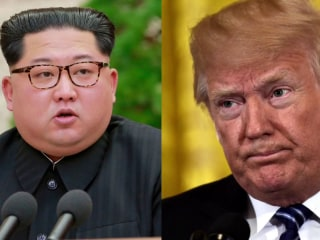 Pres. Trump says canceled North Korea summit may still take place