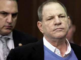 Harvey Weinstein surrenders to police, facing charges of rape and criminal sex acts