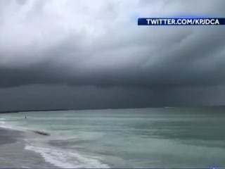 Alberto, first named storm of the season, threatens Gulf Coast