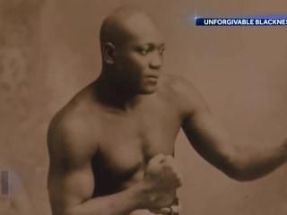 Boxing champ Jack Johnson posthumously pardoned by Trump