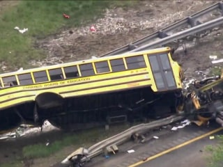National Transportation Safety Board calls for 3-point seat belts in new school buses