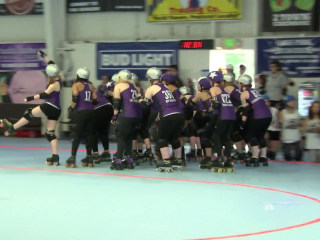 Roller derby league at heart of Portland in need of new home venue