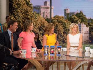 Royal wedding recap: Megyn Kelly, Hoda, Kathie Lee, Al choose favorite moments