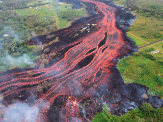 First serious injury from Hawaii volcano as lava blocks escape routes