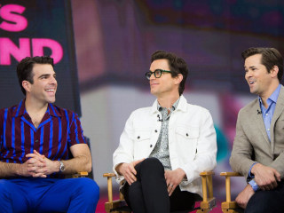 Zachary Quinto, Matt Bomer, Andrew Rannells play 'The Boys in the Band'