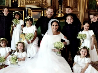Royal wedding photographer shares behind-the-scenes moments