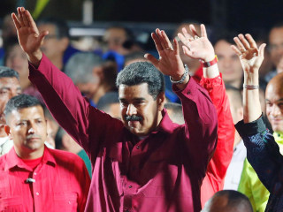 Maduro hails victory in Venezuelan election dubbed 'sham' by U.S.