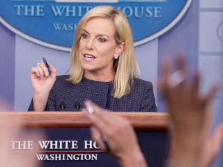 Sec. Nielsen on border crisis: 'Congress alone' can fix this problem