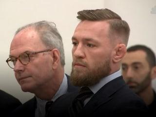 Conor McGregor: 'I regret my actions' following bus attack