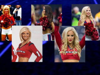 Five former Houston Texans cheerleaders sue team over low pay, harassment