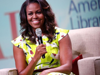Michelle Obama talks new memoir at American Library Association conference