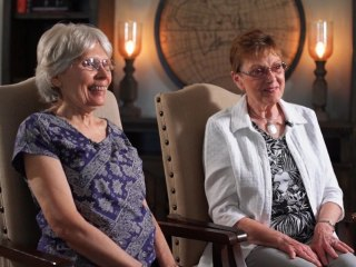 Two Midwestern women switched at birth 72 years ago are reunited