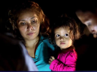 Mothers unsure about crossing the border in fear of losing children